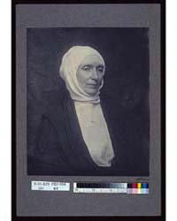 A Holbein Woman, Allen., Photograph Numb... by Allen, Frances S