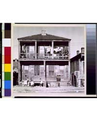 Negro House, New Orleans, Louisiana, Pho... by Evans, Walker
