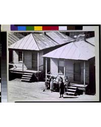 Negro Quarter-houses and People, Vicksbu... by Evans, Walker