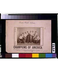 Champions of America, Williamson, Brookl... by Williamson, C. H.