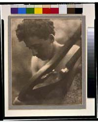 Nude Youth with Lyre, Photograph Number ... by Day, F. Holland