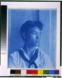 David Leung, in Sailor Suit, Photograph ... by Day, F. Holland