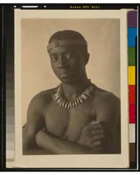 Young Man with Headband and Necklace, Ph... by Day, F. Holland