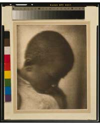 Boy's Head, Looking Down, Fhd 1905, Phot... by Day, F. Holland