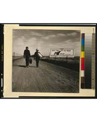 Toward Los Angeles, Calif., Photograph N... by Lange, Dorothea