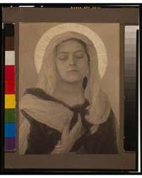 Mary, Photograph Number 3G09910V by Berg, Charles I