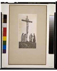 Crucifixion, Frontal, with Mary, Mary Ma... by Day, F. Holland