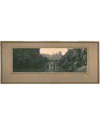 Landscape, Photograph Number 6A00091V by Evans, Frederick H