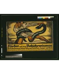 Nieder Mit Dem Bolschewismus Bolschewism... by Library of Congress