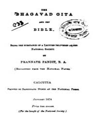 The Bhagavad Gita by Pandit, Prannath