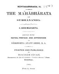 Mahabharata Bhiishhma Parva by Balakrishna Ananta Bhide