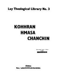Kohhran Hmasa Chanchin by Lalchhuanliana