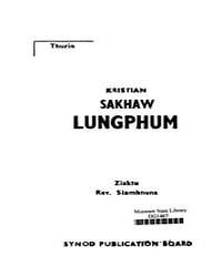 Kristian Sakhaw Lungphum Ed. 3Rd by Siamhnuna