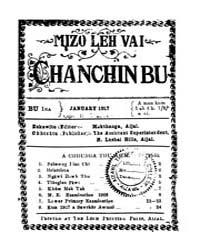 Mizo Leh Vai Chanchin Bu 1927 by Makthanga