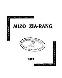 Mizo Zia-Rang by
