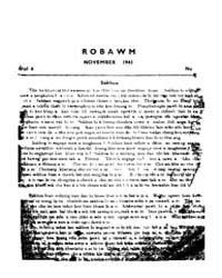 Ro Bawm 1943-53 by