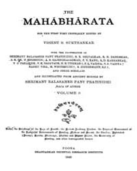 The Mahabharata Vol. III by