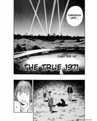 20Th Century Boys 147 : the True 1971 Volume Vol. 147 by Naoki, Urasawa