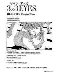 3X3 Eyes 280 Volume Vol. 280 by Takada, Yuzo