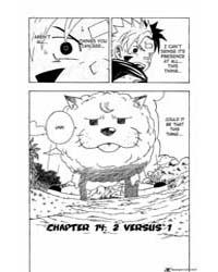 666 Satan 14 : 2 Versus 1 Volume Vol. 14 by Seishi, Kishimoto