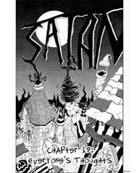 666 Satan 19 : Everyone's Thoughts Volume Vol. 19 by Seishi, Kishimoto