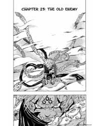 666 Satan 23 : the Old Enemy Volume Vol. 23 by Seishi, Kishimoto