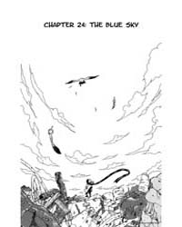 666 Satan 24 : the Blue Sky Volume Vol. 24 by Seishi, Kishimoto