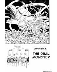 666 Satan 37 : the Real Monster Volume Vol. 37 by Seishi, Kishimoto