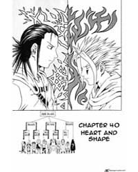 666 Satan 40 : Heart and Shape Volume Vol. 40 by Seishi, Kishimoto
