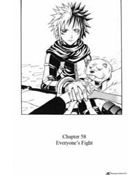 666 Satan 58 : Everyone's Fight Volume Vol. 58 by Seishi, Kishimoto