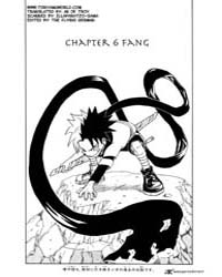 666 Satan 6 : Fang Volume Vol. 6 by Seishi, Kishimoto