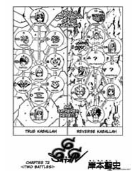 666 Satan 72 : 2 Battles Volume Vol. 72 by Seishi, Kishimoto