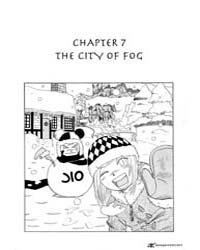 666 Satan 7 : City of Fog Volume Vol. 7 by Seishi, Kishimoto