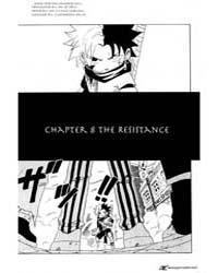 666 Satan 8 : the Resistance Volume Vol. 8 by Seishi, Kishimoto