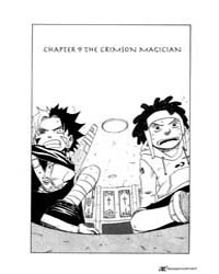 666 Satan 9 : the Crimson Magician Volume Vol. 9 by Seishi, Kishimoto