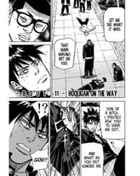 A-bout! 11 Hooligan on the Way Volume No. 11 by Masa, Ichikawa