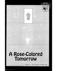 A Rose-colored Tomorrow 4: the Days of t... Volume Vol. 4 by Ryou, Ikuemi