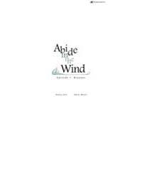 Abide in the Wind 5 Volume Vol. 5 by Weol, Shin