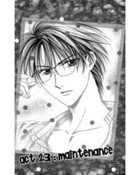 Absolute Boyfriend 23 : Maintenance Volume Vol. 23 by Yuu, Watase