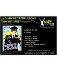 Adventure and Trouble Diary 12 Volume Vol. 12 by Jin, Yoo Ha