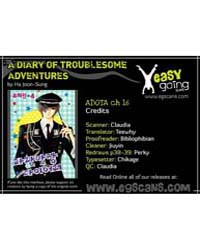 Adventure and Trouble Diary 16 Volume Vol. 16 by Jin, Yoo Ha