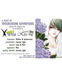 Adventure and Trouble Diary 6 Volume Vol. 6 by Jin, Yoo Ha
