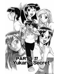 Ai Kora 27 : Yukari's Secret Volume Vol. 27 by Inoue, Kazurou