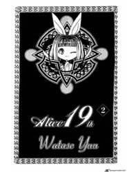 Alice 19Th 6 : Lotis Master 6 Volume Vol. 6 by Yuu, Watase