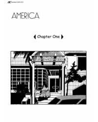 America 1 Volume Vol. 1 by Keiko, Sakisaka