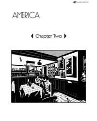 America 2 Volume Vol. 2 by Keiko, Sakisaka