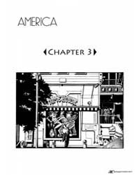America 3 Volume Vol. 3 by Keiko, Sakisaka
