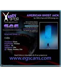 American Ghost Jack 13 Volume No. 13 by Ji-hye, Han