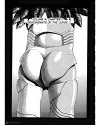 Amon 4 : Volume 4 Ch1 by Yuu, Kinutani