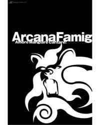 Arcana Famiglia - Amore Mangiare Cantare... Volume No. 9 by Hunex
